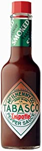 Tabasco Brand Chipotle Pepper Sauce 5oz from McIlhenny Company
