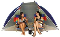 Rio Beach Portable Sun Shelter from Rio Brands