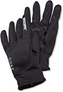 Gore Running Wear Uni Handschuhe Essential Soft Shell, black, 5, GWESSE990005