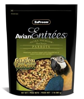 Garden Goodness Pet Bird Food - 2Lb