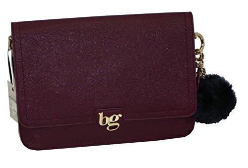 Borsa SHOULDER BAG con tracolla BLUGIRL BG 813003 women bag BORDO