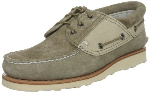 Timberland Men's Abington 3 Boat Shoe Tan 81528 8.5 UK