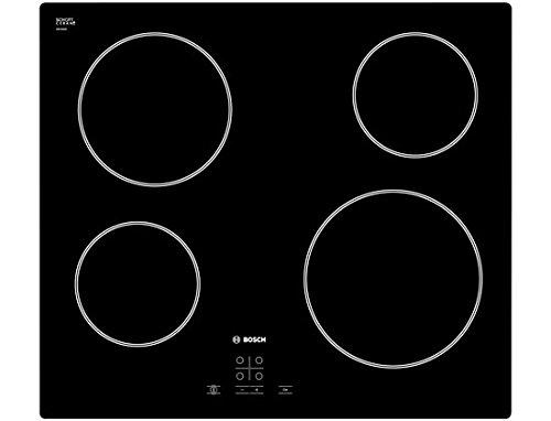 Bosch pke611d17e Plaque-Plaque (intégré, céramique, verre et céramique, capteur, 220-240V, 50/60Hz) Noir