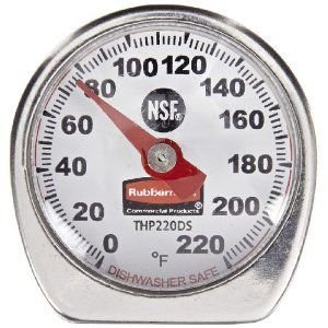 Rubbermaid® Commercial Pelouze® Industrial-Grade Pocket Thermometer front-582610