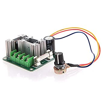 6v 90v 15a Dc Motor Speed Control Pulse Width Modulation Pwm Controller Industrial