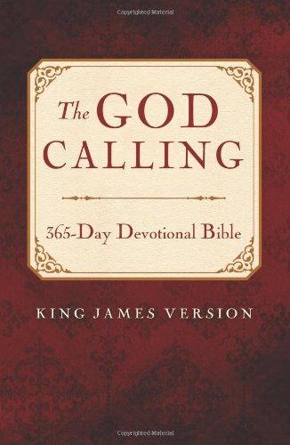 God Calling 365-Day Devotional Bible