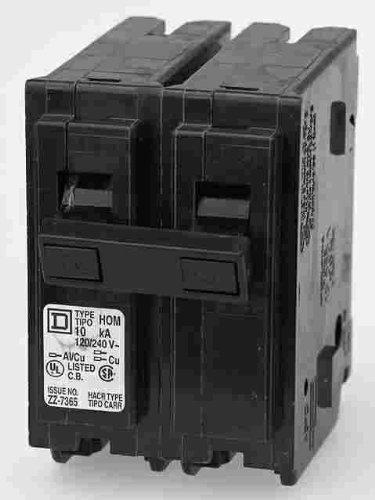 Homeline Circuit Breaker 20 Amp Bulk