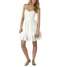 Tracy Feith For Target Strappy Dress - True White : Target from target.com