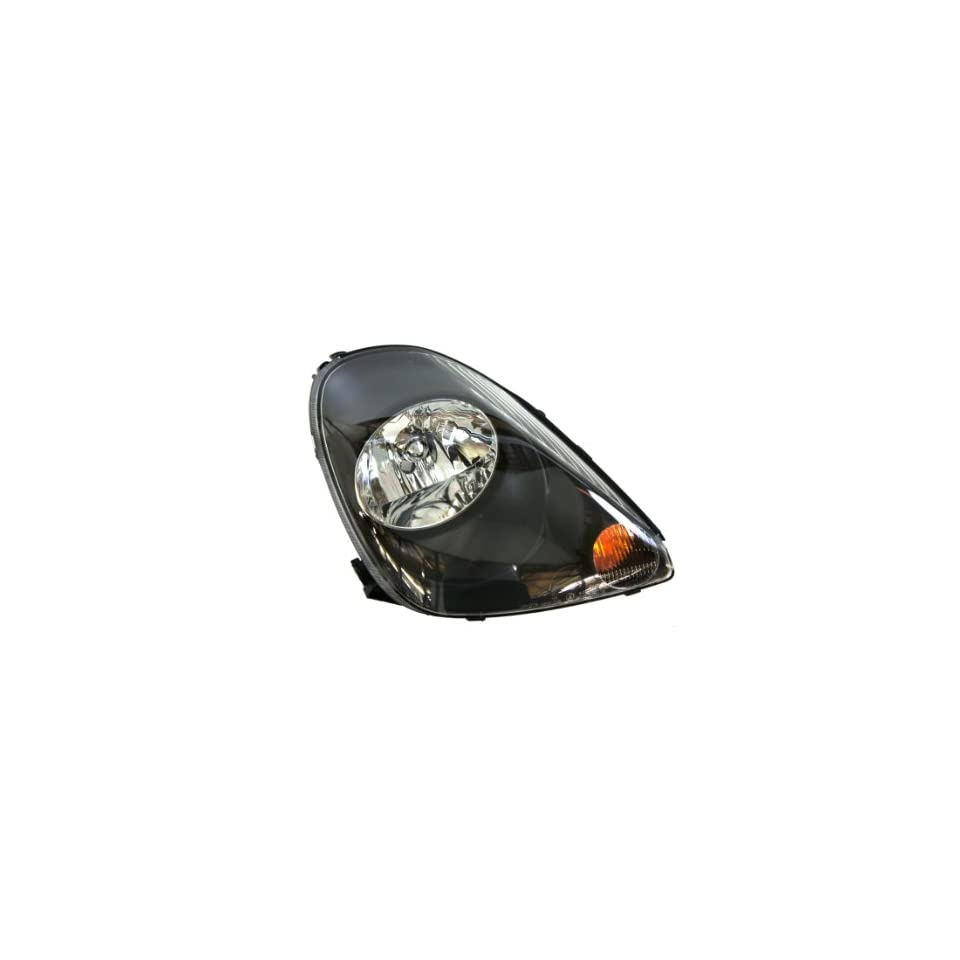 Genuine Toyota MR2 Passenger Side Headlight Lens/Housing (Partslink Number TO2519114) Automotive