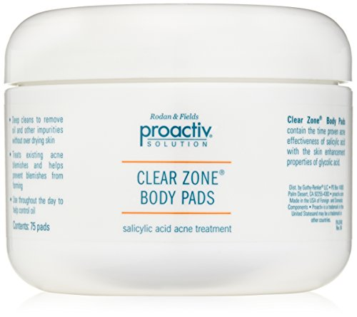 Beauty works clear zone facial
