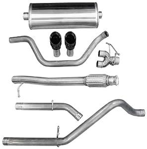 Amazon.com: CORSA 14902BLK Cat-Back Exhaust System: Automotive
