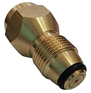 propane refill adapter instructions