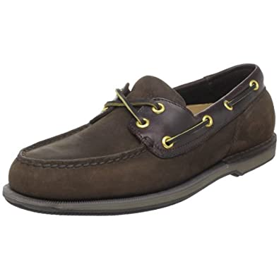 rockport s perth timber boat shoe m5106w 8 uk