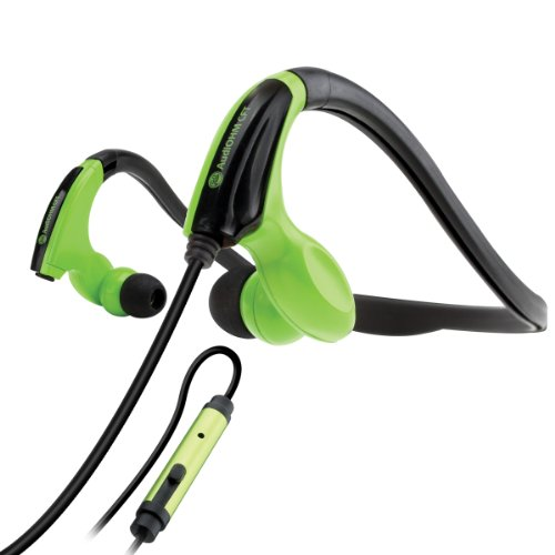 Gogroove Audiohm Cft Sports Fitness Neckband Headphones For Running Jogging Hiking Cycling Gym - Works With Lg G3, Htc One M8 Prime, Samsung S5 Prime And Many More!