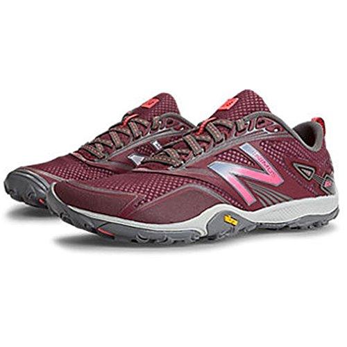 888098095548 - New Balance Women's WO80 Trail Running Shoe,Red,11 D US carousel main 0