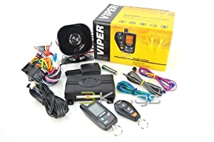 Viper 3305V Responder LCD 2-Way Security System