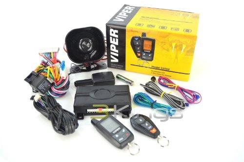 Viper 3305V Responder Lcd 2-Way Security System