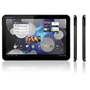 "Motorola XOOM MZ601 32GB 10.1"" 3G + Wi-Fi Tablet PC with Touchscreen, Android 3.1 OS, Dual-Core, GPS, 5MP Camera + Secondary 2MP Camera, Vdeo and Bluetooth - Black"