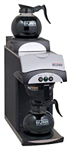 BUNN 392BP 12-Cup Commercial Pourover Coffee Brewer Bonus Pack by Bunn