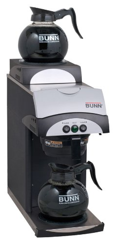 BUNN 392BP 12-Cup Commercial Pourover Coffee Brewer Bonus Pack
