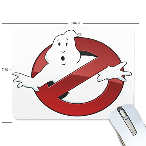 [Ablink Halloween Ghost Clip Art Related Rectangle Non-Slip Rubber Mouse Pad Mousepad Mat] (Cute Halloween Ghosts Clipart)