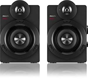 philips bts5000g 10 s5x kabellose studio lautsprecher mit bluetooth 100 w rms aptx aac. Black Bedroom Furniture Sets. Home Design Ideas