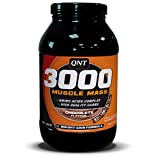 Cheap QNT 3000 1300 g Chocolate Muscle Size and Weight Gain Shake Powder On sale-image