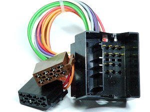 KFZ-ISO-RADIOADAPTER-OPEL-Quadlock-Radio-Adapter-Kabel