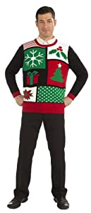 Funny Christmas Mug-- Christmas Sweater-- Ugly Christmas Sweater!!-- Christmas Costume-- Choose Your Style!! (Large, Jolly Holiday)