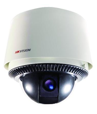 New Hikvision USA Middle Speed Analog Outdoor PTZ Camera With 22x Optical Zoom Privacy Masking
