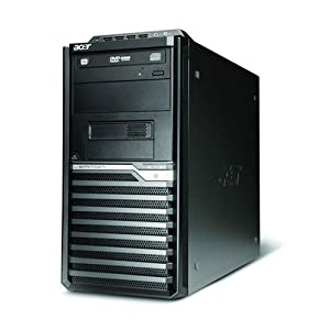 Acer M480G Veriton series, 3060 MHz, Intel Pentium Dual-Core, E6600, 1066 MHz, Intel G43 Express, 2048 MB (Teclado español QWERTY)0