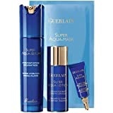 Guerlain Super Aqua Skincare Set (Serum, Lotion, Eye Serum and Mask)