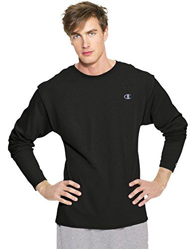 champion-cotton-jersey-mens-long-sleeve-t-shirt-t2228-l-black