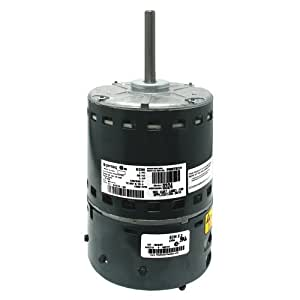 Ruud 51 24376 01 ecm blower motor 1 hp for Ruud blower motor replacement