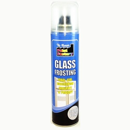 Glass Frosting Spray 300ml for Decoration, Security and Privacy