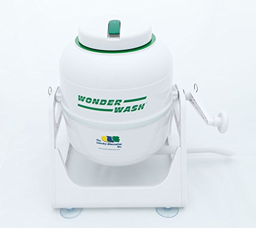 The Laundry Alternative Wonderwash Non-electric Portable Compact Mini Washing Machine (Washing Machines Portable compare prices)