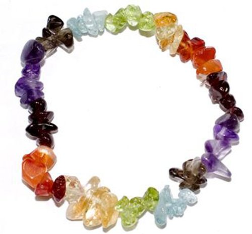1 Natural Healing Crystal Chakra Multi Chip Gemstone
