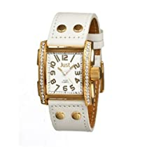 Just 48-s8855gd-wh Star Ladies Watch