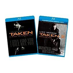 Taken / Taken 2 (Two-Pack) [Blu-ray]