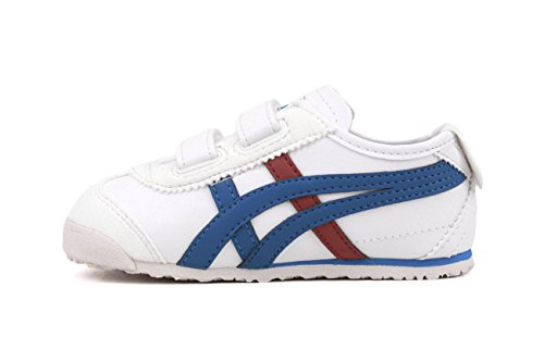 separation shoes aa9a2 e447e Onitsuka Tiger Mexico 66 Baja TS Classic Running Shoe (Toddler),  White/Blue, 8 M US Toddler | $79.9 - Buy today!