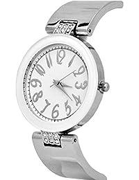 Angel Combo Of Fancy Wrist Watch And Sunglass For Women - B01FWB3BDY