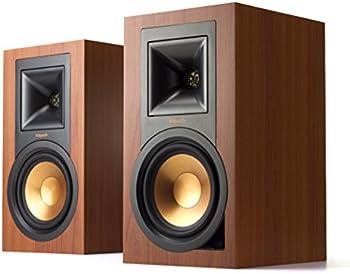 Klipsch R-15PM Powered Monitor Bookshelf Speakers