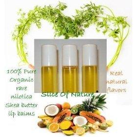 Organic Shea Butter Lip Balm