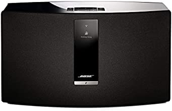 Bose SoundTouch 30 Series III ワイヤレスミュージックシステム Bluetooth/Wi-Fi対応 ブラック SoundTouch 30 III BLK 国内正規品