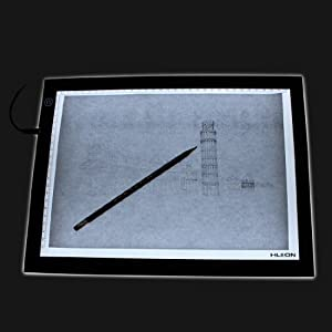 Huion Light Box (36*27 cm (A4))