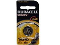 100 x DL2016 Duracell 3 Volt Lithium Coin Cell Batteries