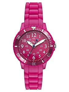 s.Oliver Unisex-Armbanduhr Analog Quarz Silikon SO-2760-PQ