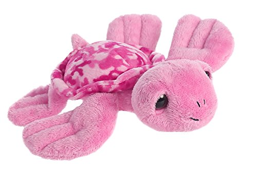 Aurora 0 World Pink Camo Turtle Plush