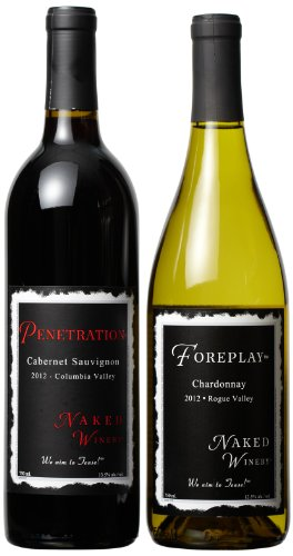 Naked Winery  The Perfect Date Mixed Pack, 2 x 750 mL