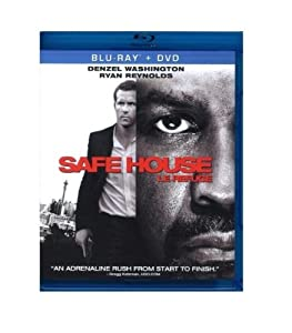 Safe House (Blu-ray + DVD + Digital Copy + UltraViolet) from Universal